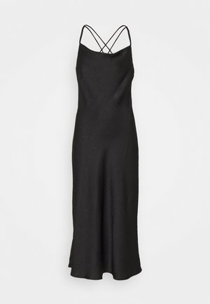 VMCENTURY OPEN BACK DRESS - Abito da sera - black