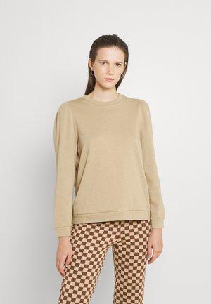 VIRUST - Sweatshirt - beige