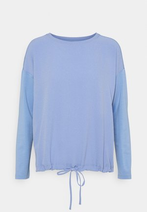 SIKRIT - Long sleeved top - blue mood