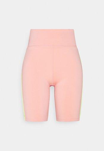 JANNI SHORTS - Leggings - light pink