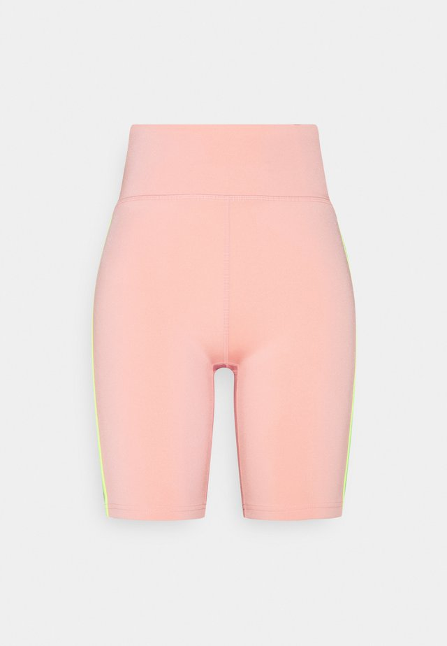 JANNI SHORTS - Legginsy - light pink