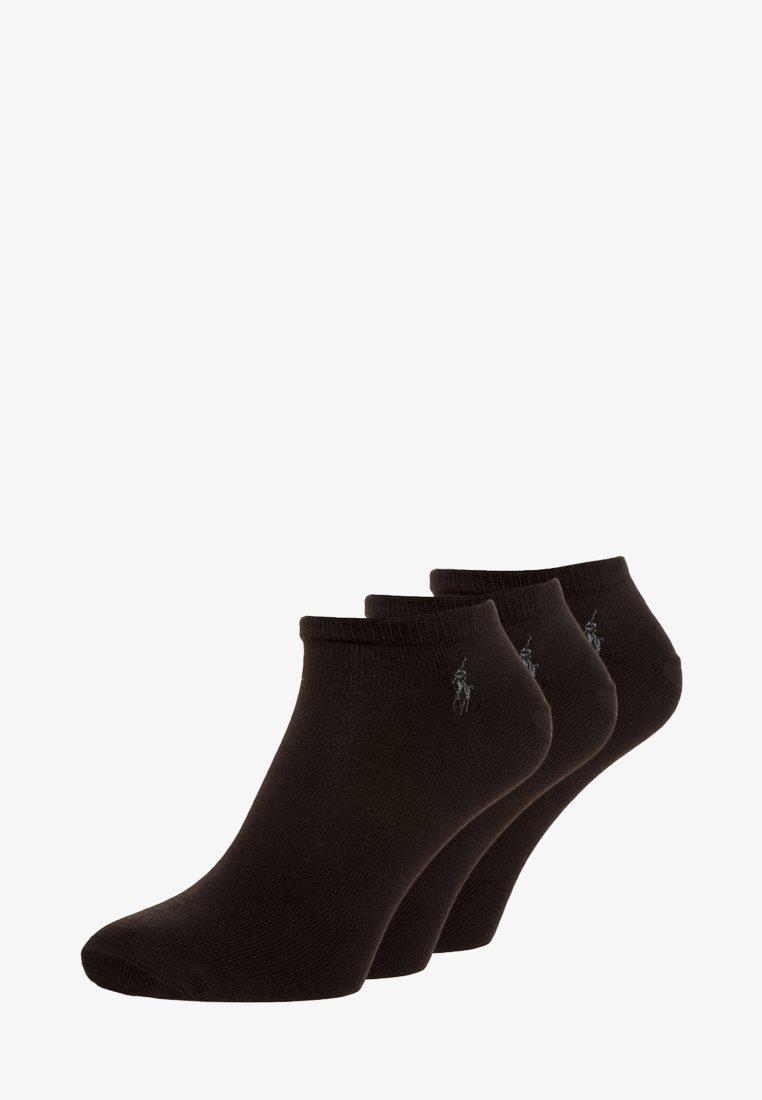 Polo Ralph Lauren - GHOST 3 PACK - Skarpety - black