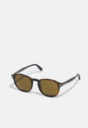 UNISEX - Occhiali da sole - dark havana/roviex