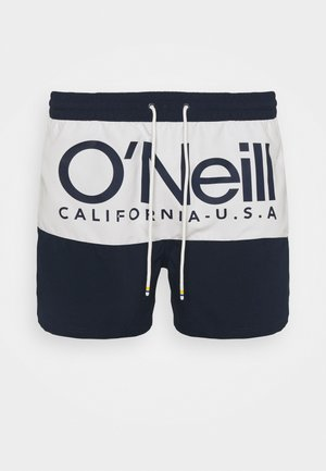 FRAMED CALI - Swimming shorts - ink blue