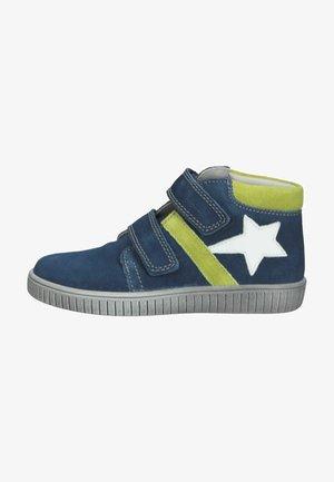 Sneakers hoog - mystic/lime/white