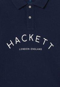 Hackett London - MR CLASSIC - Polotričko - navy - 3