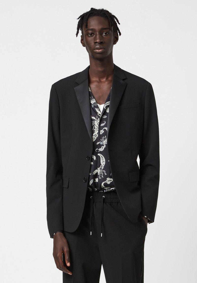 AllSaints - Blazer jacket - black