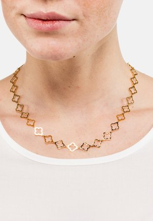 JURIA  - Necklace - goldfarbend