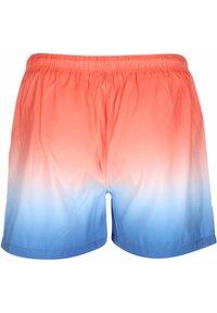 Ellesse - BADESHORTS DEM SLACKERS FADE - Swimming shorts - orange - 1