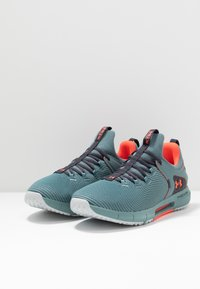 Under Armour - HOVR RISE  - Zapatillas de entrenamiento - lichen blue - 2