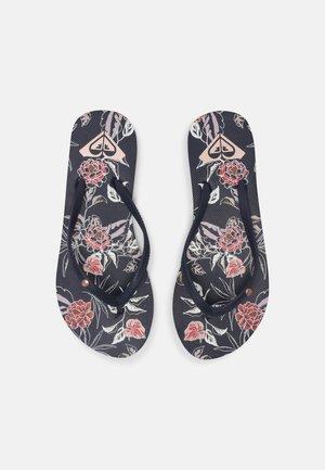 BERMUDA - Pool shoes - true navy/gold