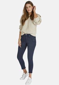 Angels - ORNELLA GLAMOUR - Slim fit jeans - dunkelblau - 1