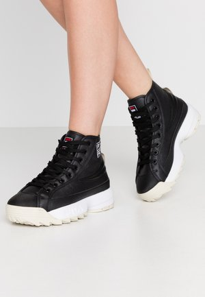 RETRORUPTOR  - High-top trainers - black