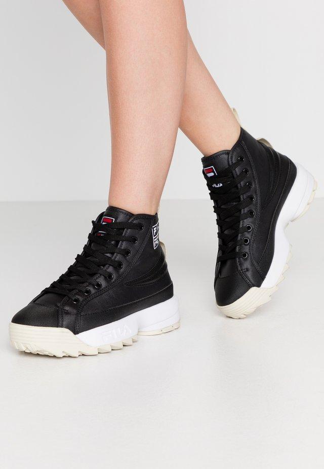RETRORUPTOR  - Zapatillas altas - black