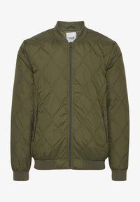 Solid - Giubbotto Bomber - ivy green - 4