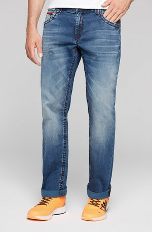 JOGG CO - Relaxed fit jeans - real blue jogg