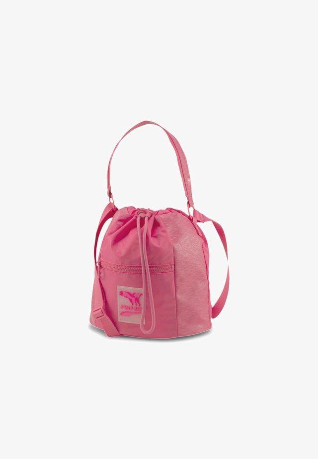 Olkalaukku - glowing pink