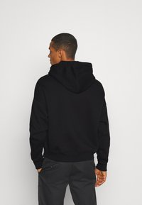 Alpha Industries - BASIC HOODY - Sweatshirt - black