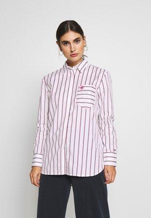 FLAVIA - Button-down blouse - white