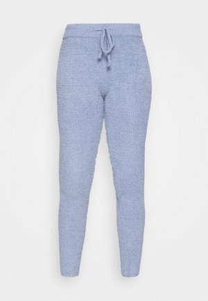 POPCORN JOGGER - Tracksuit bottoms - blue
