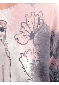 Alba Moda - Top - rosé,grau - 4