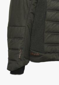 Brunotti - JACIANO JRGIRLS SNOWJACKET - Laskettelutakki - pine grey - 4