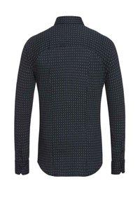 DESOTO - NEW HAI - Formal shirt - navy squares - 1