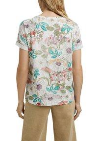 Esprit - Print T-shirt - turquoise colorway - 6