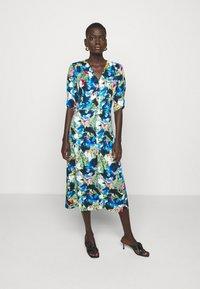 PS Paul Smith - WOMENS DRESS - Vestido informal - navy - 0