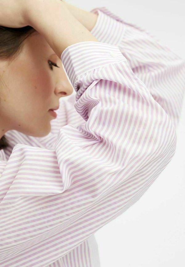 Pieces Koszula - bright white/mleczny CGRW