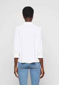 Vero Moda Tall - VMDORTHE - Button-down blouse - snow white - 2