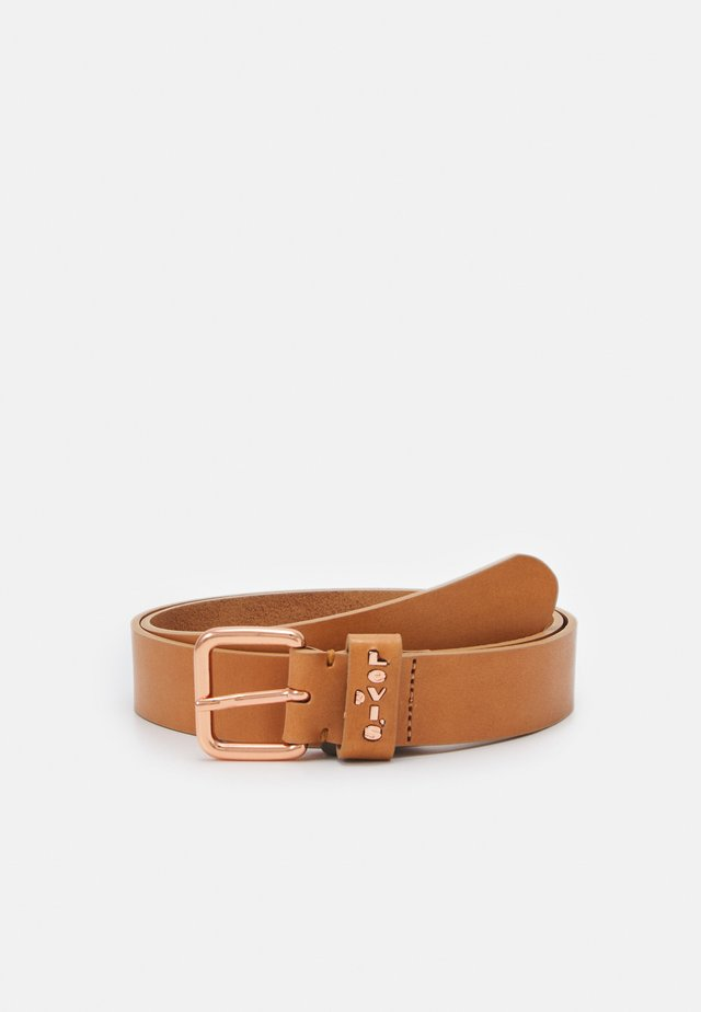 CALYPSO - Belt - natural tan