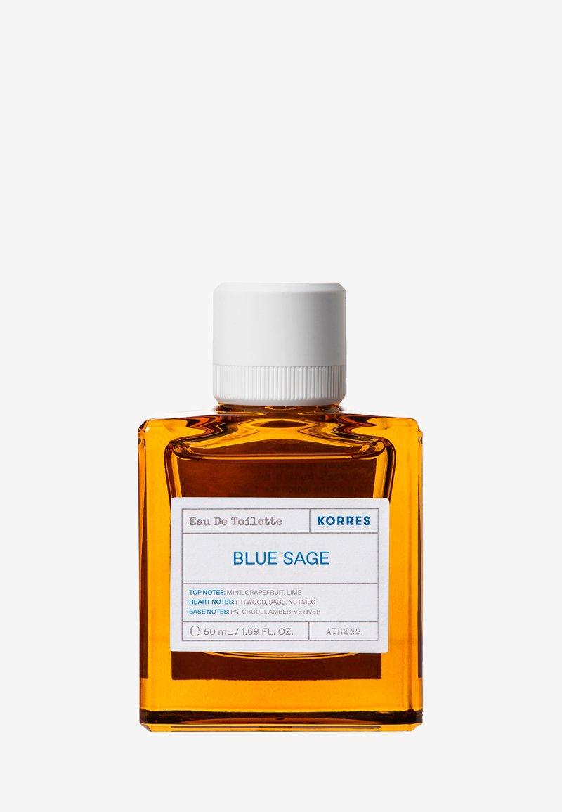 Korres - BLUE SAGE EDT FOR HIM - Eau de Toilette - -