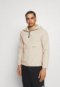 Peak Performance - TECH A2B LIGHT - Soft shell jacket - celsian beige - 0