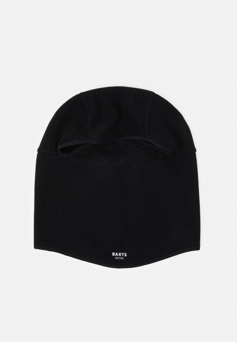 Barts - BALACLAVA UNISEX - Mütze - black