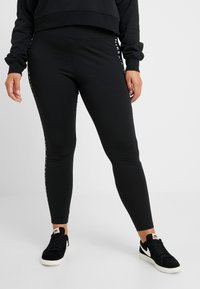Nike Sportswear - AIR PLUS - Leggings - Trousers - black - 0