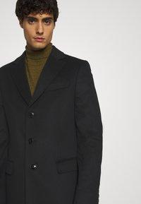 Tommy Hilfiger Tailored - BLEND COAT - Klassinen takki - black - 3