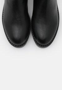 Buffalo - MIREYA - Over-the-knee boots - black - 5