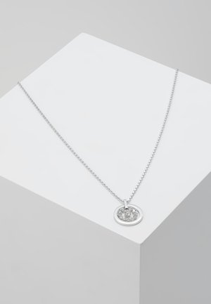 FURTHER NECKLACE CIRCLE  - Naszyjnik - silver-coloured
