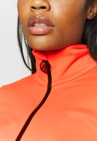 Toni Sailer - WIEKA - Fleece jumper - zesty orange - 4