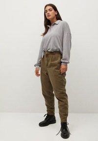 Violeta by Mango - ATHUR - Polo shirt - grau - 1