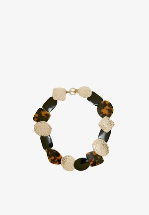 Necklace - brown