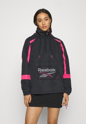 ANORAK - Training jacket - black