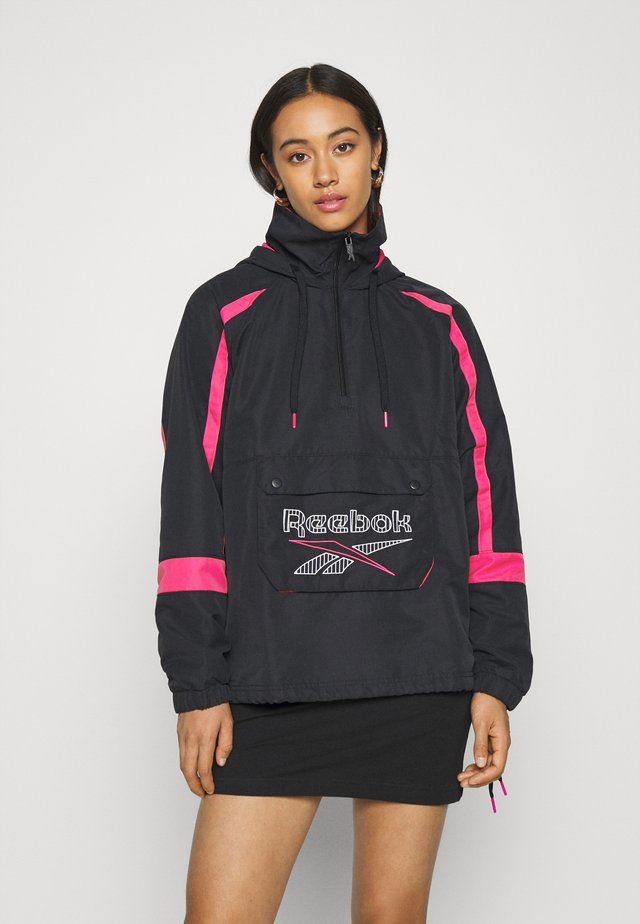 ANORAK - Sportovní bunda - black