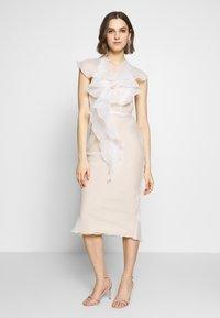 LEXI - WINNIE DRESS - Occasion wear - white - 0