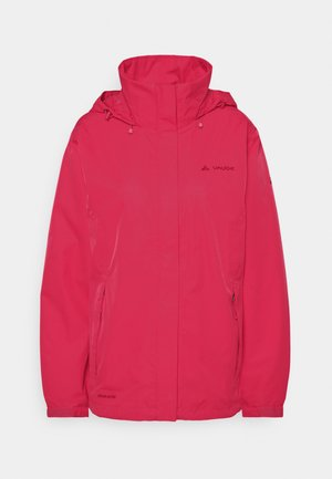 WOMANS ESCAPE LIGHT JACKET - Waterproof jacket - bramble