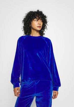 ROO - Sweatshirt - dazzling blue