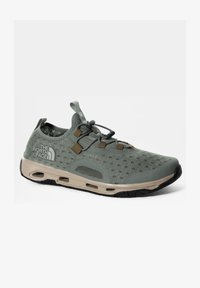 The North Face - M SKAGIT WATER SHOE - Trainers - agave green/militaryolive - 0