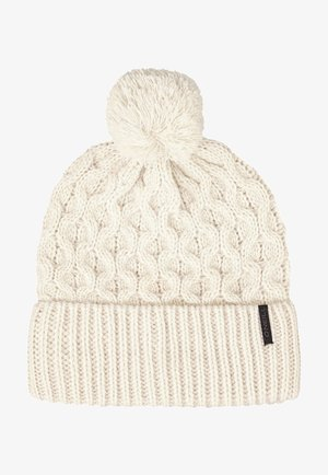 NORA BEANIE - Beanie - powder white