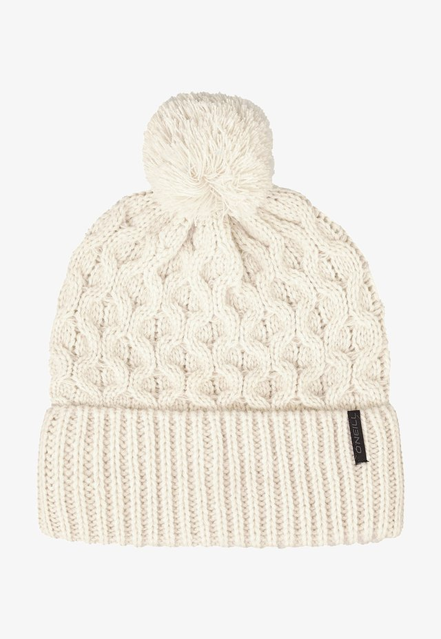 NORA BEANIE - Muts - powder white